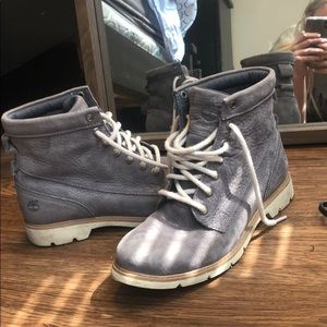 TIMBERLANDS!!! (In good condition!)
